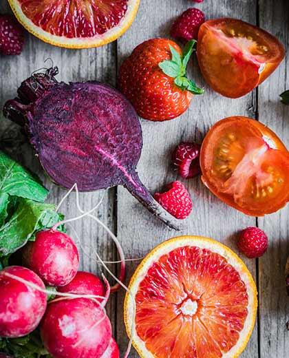 อาหาร: 4 พฤติกรรมการกินเสริมความงาม